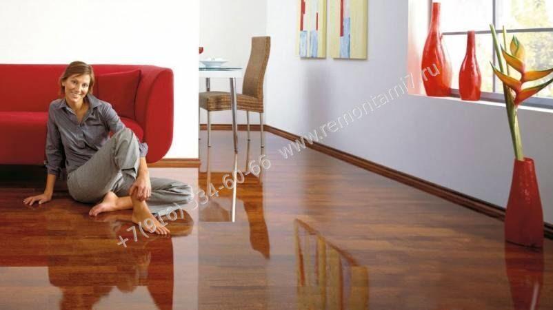 фото ламината в квартирах