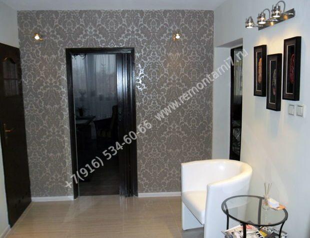 фото обои для стен в коридор фото