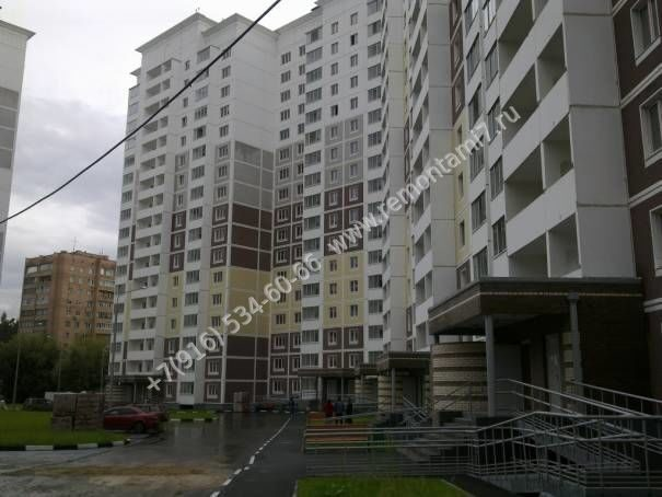 Дизайн проект ремонта однокомнатной квартиры в новостройке